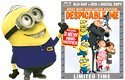Despicable Me  3-Disc Combo Pack w/Digital Copy