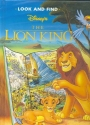 Lion King Look and Find