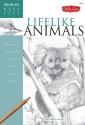 Lifelike Animals: Discover your Inner Artist as you Learn to Draw Animals in Graphite (Drawing Made Easy)