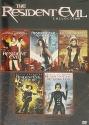Resident Evil / Resdent Evil: Afterlife / Resident Evil: Apocalypse / Resident Evil: Extinction / Resident Evil: Retribution - Set