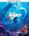 Finding Dory - BD Combo Pack  [Blu-ray]