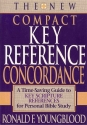The New Compact Key Reference Concordance: A Time-Saving Guide to Key Scripture References for Personal Bible Study