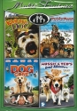 Four Movies on 2 Dvd's - Karate Dog, Chilly Dogs, Dog Gone, Aussie & Ted's Adventure