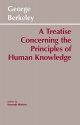 A Treatise Concerning the Principles of Human Knowledge (Hackett Classics)