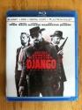 DJANGO UNCHAINED Combo Set BLU-RAY+DVD+...