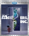 Monsters, Inc.  (Blu-ray 3D / Blu-ray / DVD Combo + Digital Copy)