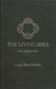 Living Bible, Large Print 2245 Cloth