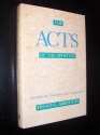 The Acts of the Apostles: An Introduction and Commentary