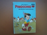 Pinocchio and His Puppet Show Adventure...