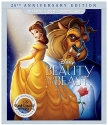 Beauty and the Beast: 25th Anniversary Edition -  [Blu-ray]