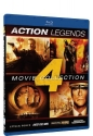 Action Legends: 4 Movie Collection  [Blu-ray]