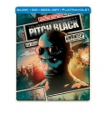 Pitch Black  (Blu-ray + DVD + Digital Copy + UltraViolet)