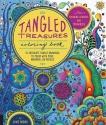 Tangled Treasures Coloring Book: 52 Int...