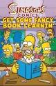 Simpsons Comics Get Some Fancy Book Lea...