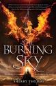 The Burning Sky (Elemental Trilogy)