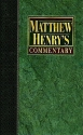 Matthew Henry's Commentary Joshua to Esther Volume 2 (1991 copy)
