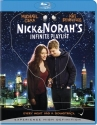 Nick & Norah's Infinite Playlist  [Blu-ray]