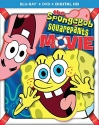 Spongebob Squarepants Movie [Blu-ray]