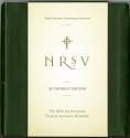 NRSV XL Catholic Edition (green)