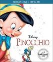 Pinocchio [Blu-ray]