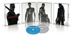 Terminator Genisys Exclusive Limited Edition Steelbook