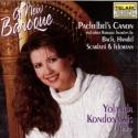A New Baroque (Baroque favorites transcribed for harp)