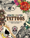 Tattoos Inspired Coloring