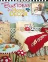 Breit Ideas for Home Decor (Leisure Arts #3418)