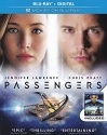 PASSENGERS/AFTER EARTH Blu-ray+Digital Includes