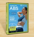 5 Day Fit Abs - 5 Workouts on One DVD - Gaiam - BONUS Downloadable ab Workout