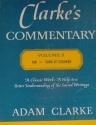 Clarke's Commentary, Volume 3, Job - Song of Solomon