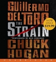 The Strain Low Price CD: Book One of The Strain Trilogy