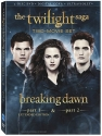 The Twilight Saga: Breaking Dawn, Parts 1 & 2