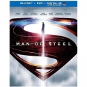 Man of Steel Bluray