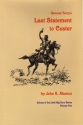 General Terry's Last Statement to Custer: New Evidence on the Mary Adams Affidavit