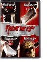 Friday the 13th  [Friday the 13th Uncut / Friday the 13th Part 2 / Friday the 13th Part 3 / Friday the 13th Final Chapter]