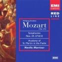 Mozart: Symphonies 24-27 & 32