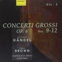 Concerti Grossi op. 6 Nos. 9-12, 1 Audio-CD