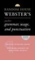 Random House Webster's Pocket Grammar, Usage, and Punctuation: Second Edition (Pocket Reference Guides)