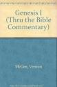 Genesis I (Thru the Bible)