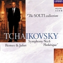 Tchaikovsky: Symphony No. 6, Pathetique, Romeo & Juliet
