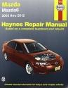 Mazda6 2003-2012 Repair Manual (Haynes Manuals)