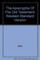 Apocrypha of the Old Testament, Revised Standard Version