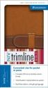 NIV Trimline Bible, LTD