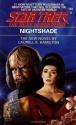 Nightshade (Star Trek The Next Generation, No 24)