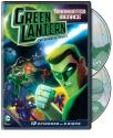 Green Lantern Animated Show: Manhunter Menace