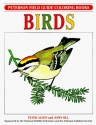 Birds (Peterson Field Guide Coloring Books)