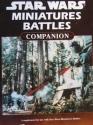 Miniatures Battles Companion (Star Wars RPG)