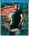 The Bourne Ultimatum  (Blu-ray + DVD + DIGITAL with UltraViolet)