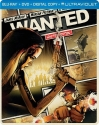 Wanted  (Blu-ray + DVD + DIGITAL with UltraViolet)